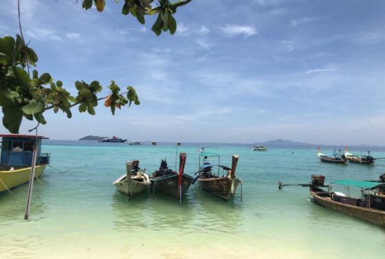Phi Phi Islands Private Boat Tour