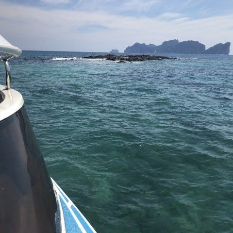 Phi Phi Island Private Boat Tour