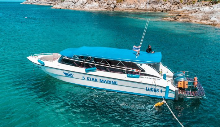 Why Does 5 Star Marine Private Charters Look So New?