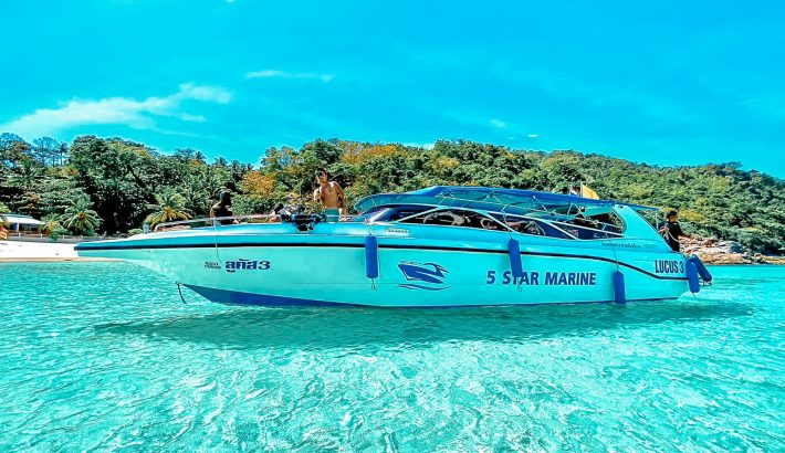 Private Speedboat Agents In Phuket