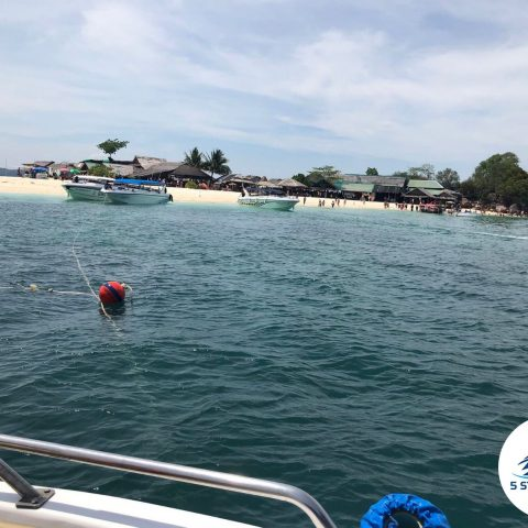 Khai Island Private Boat Tour