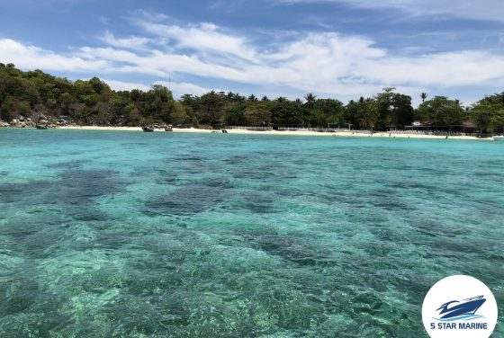 Raya Island Private Boat Tour