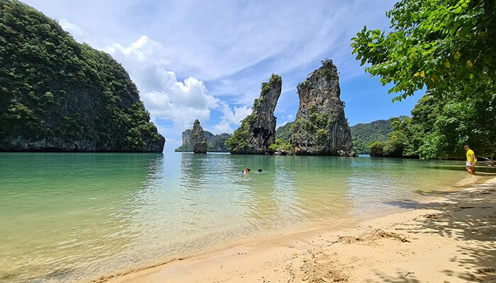 The Hidden Features of Phang Nga Bay