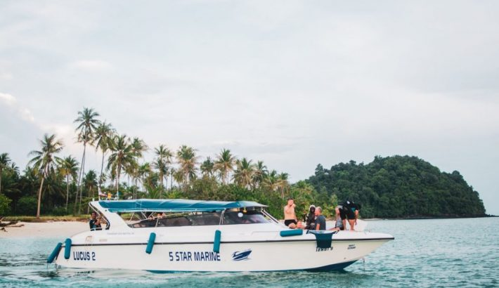 Phuket Boat Lagoon Private Boat Charter Office