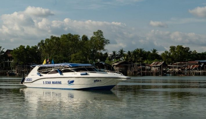 Lucus 3 Private Boat Charter Phuket