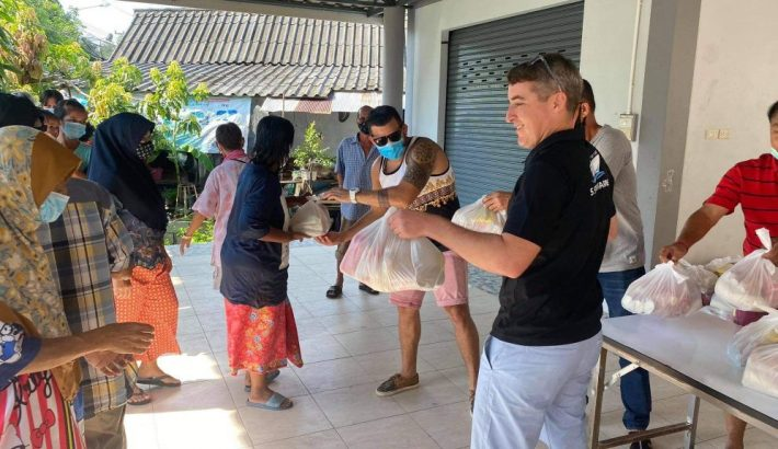 Why Does 5 Star Marine Donate Life Bags To The Local Community Of Phuket?