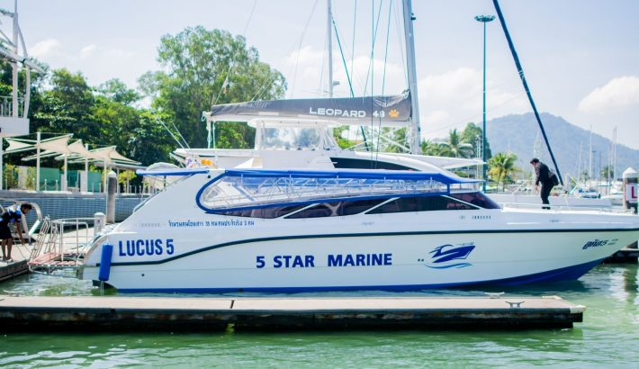 Lucus 5 – Private Speedboat