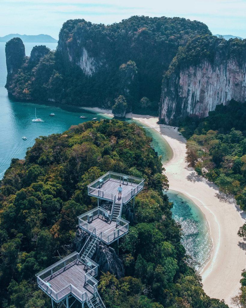 360 view hong krabi island