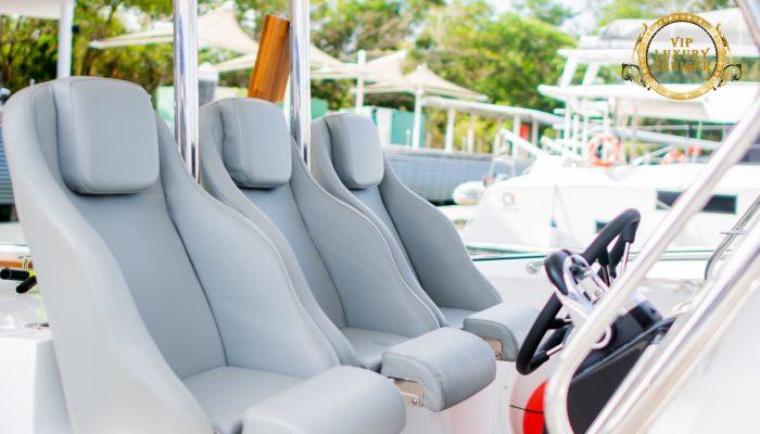 Lucus 7 Captain Seat