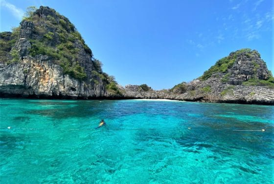Koh Rok and Koh Ha Islands Private Boat Tour