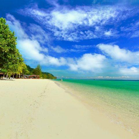 44760008 - paradise beach at koh ngai island ,trang thailand