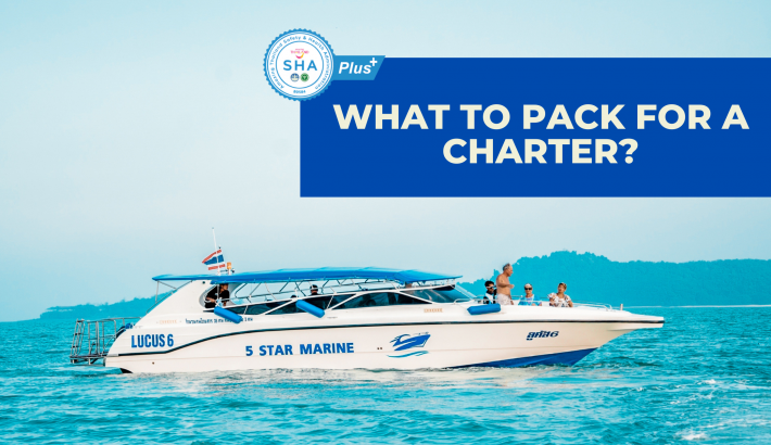 What Should I Bring On My Private Boat Charter?