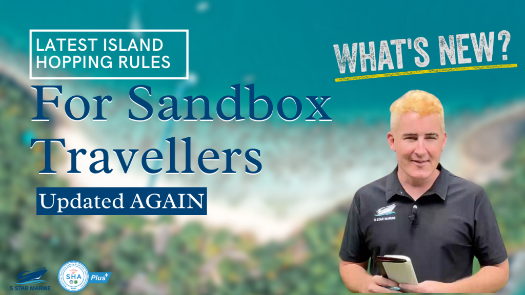 Latest Island Hopping Rules For Sandbox Travellers