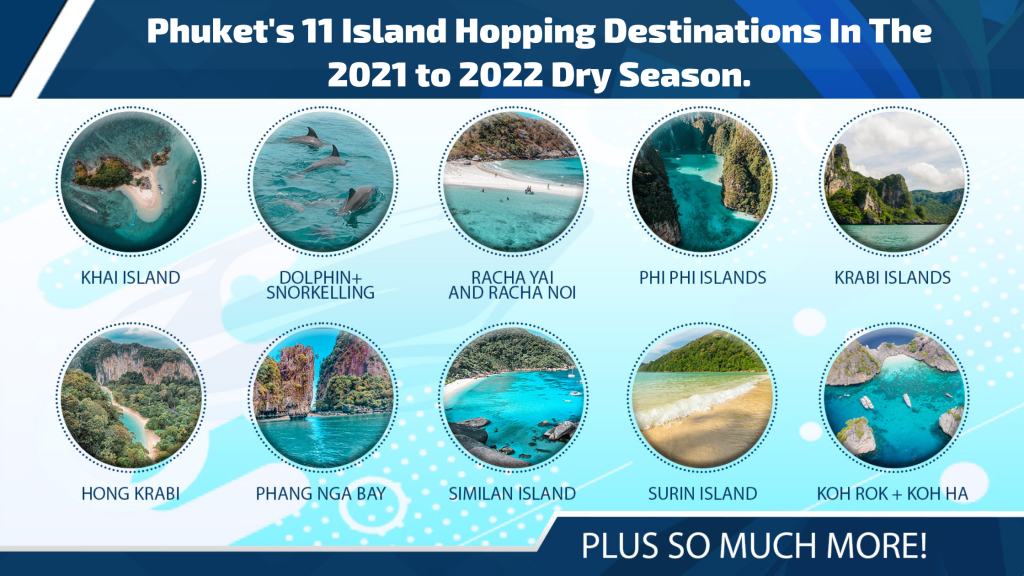 11 Islands Open On October 15th