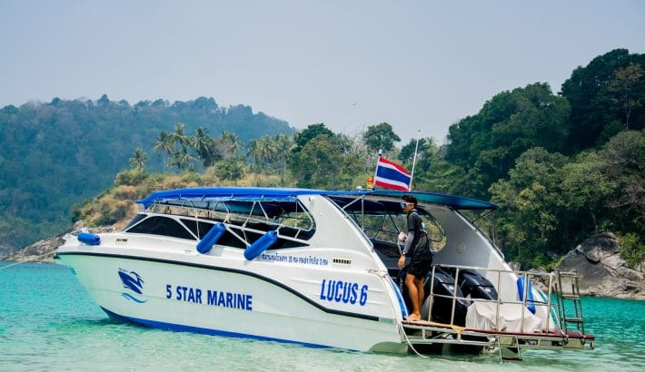What to Look for in a Sandbox Phuket Private Boat Charter?