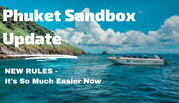 Here we go Again! – Phuket Sandbox Rules Update